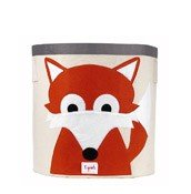 3 sprouts storage bin fox