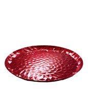 Joy n.3 serving tray red