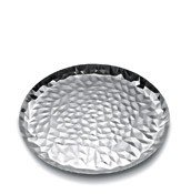 Joy n.3 serving tray mirror polished steel