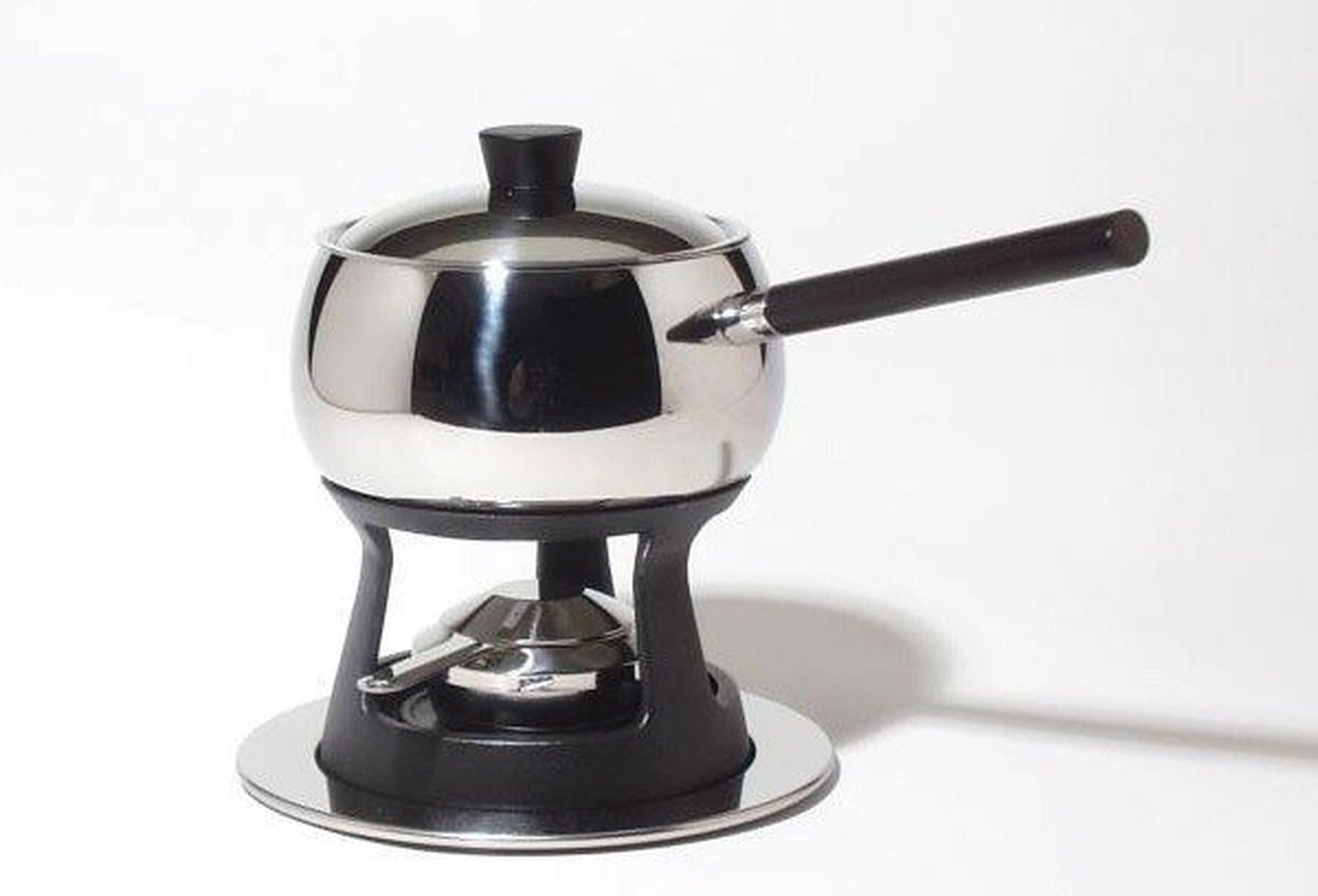 mami fondue bourguignonne pot alessi. Black Bedroom Furniture Sets. Home Design Ideas