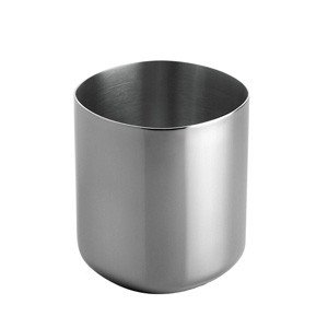 Birillo toothbrush holder steel