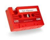 C90 ahhesive tape dispenser red