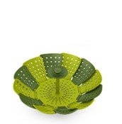 Lotus Plus steamer basket green