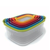 Nest Storage compact food storage container set of 6
