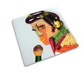 Icon Elvis cutting board