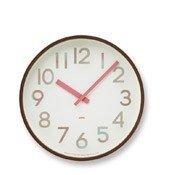 Potto wall clock