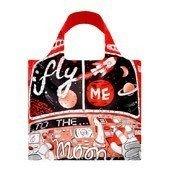 Loqi Reusable Bag Artists Jessica Wilson Moon Bag