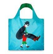 Loqi Reusable Bag Artists Ryan Todd Carry Me Bag