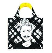 Loqi Reusable Bag Boys & Girls Cat & Finn Neon Bag
