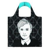 Loqi Reusable Bag Boys & Girls Timothy Neon Bag