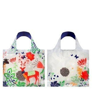 Loqi reusable bag Forest