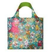 Loqi Reusable Bag Artists Brosmind Folk
