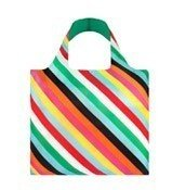 Loqi Reusable Bag Pop Stripes