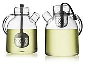 New Norm glass tea kettle