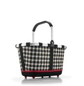 Carrybag2 basket Fifties Black