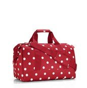 Allrounder L bag Ruby Dots