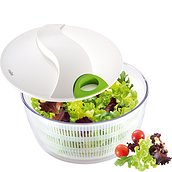 Turby salad spinner