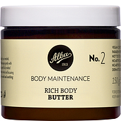 Alba1913 nourishing body butter