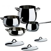 Mami Pots and pans included in the set 7 elements