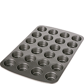Easy Baking Mould for minimuffins 24 cookies