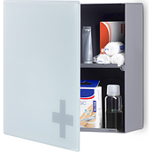 Medico Cabinet first aid kit