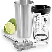 Lounge Boston shaker with strainer