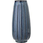 Bloomingville Vitrified clay vase blue