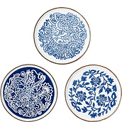 Molly Plates included in the set 3 pcs.
