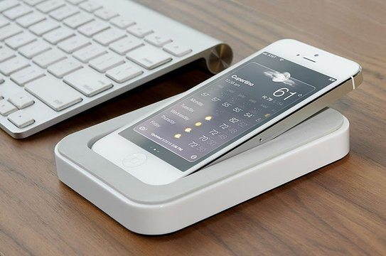 Saidoka iPhone 5 desk charger