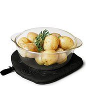 Bosign Hot pot stand and oven mitts