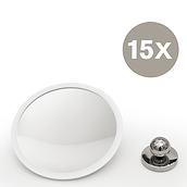 Bosign Make-up mirror 16,5 cm magnifying