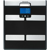 Brabantia Electronic bathroom scale with body fat measurement