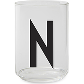 Aj Decorative glass letter N - small image