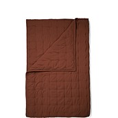 Ruth Coverlet brown