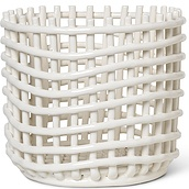 L Ferm Living Ceramic basket