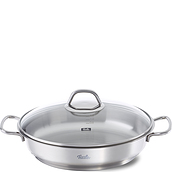 Original Profi Collection Frying and serving pan with lid