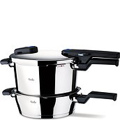 Vitaquick Pressure cooker with additional frying pan