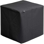 Cube Fireplace cover