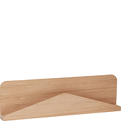 Hübsch 880406 Shelf oak
