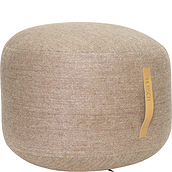Hübsch Pouffe spherical