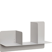 Hübsch Wall shelf grey