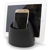 Hub Phone or tablet stand