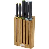 Elevate Knife block with five knives