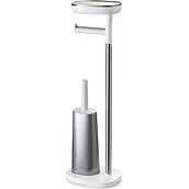 WC EasyStore Brush and toilet paper stand