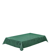 Natale Green tablecloth