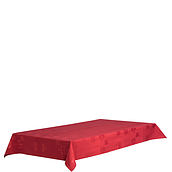 Natale Red tablecloth