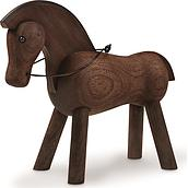 Decoration wooden horse