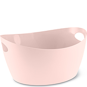 Bottichelli L Pale pink bowl