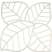 Leaf Decorative panel 4 pcs.