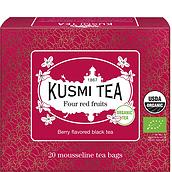 Four Red Fruits Black tea